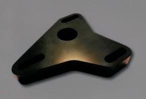 Individuelle Domlager-Halterungen für extreme Radsturzeinstellungen (aus Aluminium für zusätzliche Gewichtsersparnis)